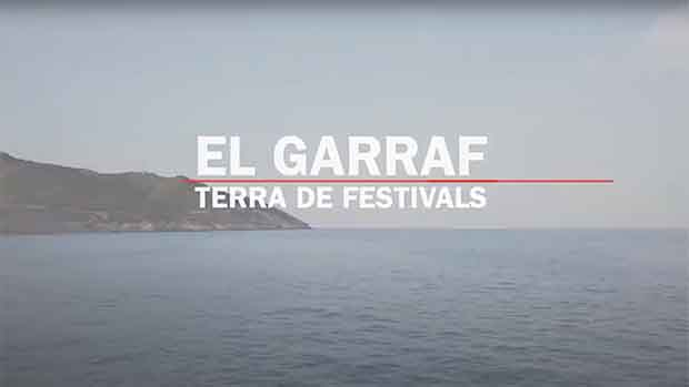 El Garraf, tierra de festivales
