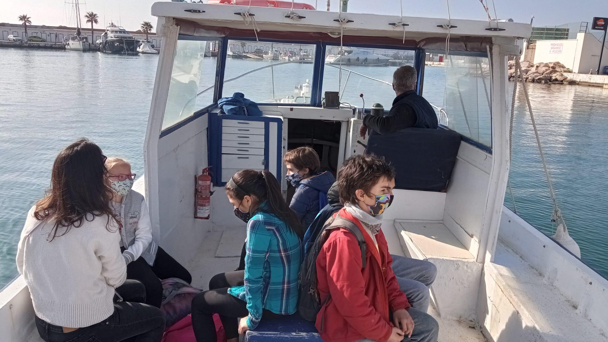 Los estudiantes de Miquel Utrillo toman conciencia medioambiental