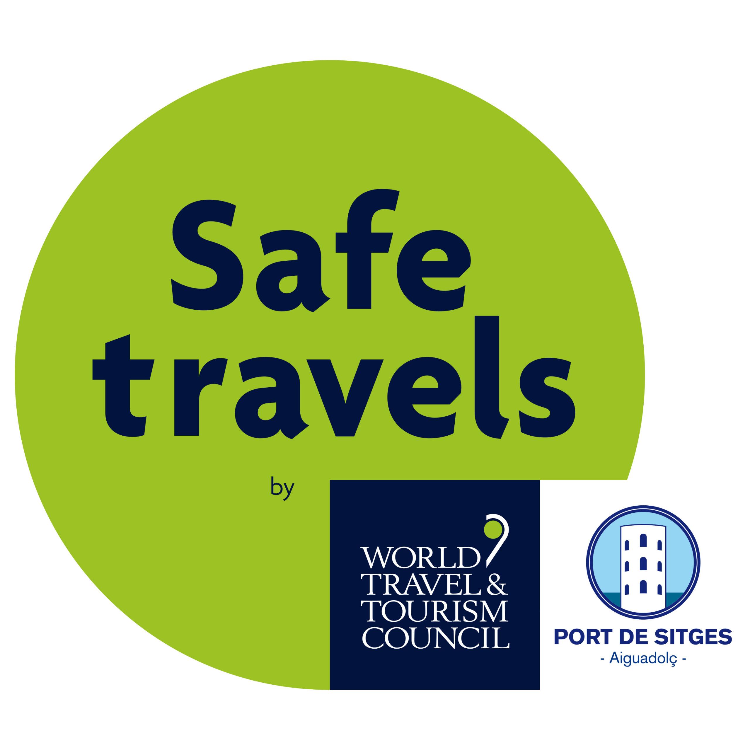 El Port de Sitges rep el segell SAFE TRAVELS